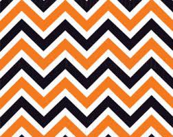 Black-White-Orange