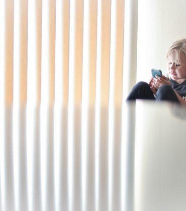 Montessori niente orologio e TV con i bambini