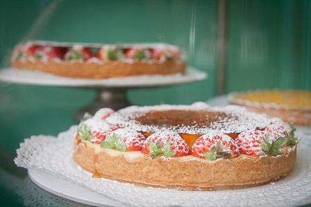 D&D-torte