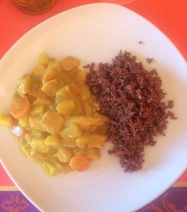 Pollo al curry facile facile – ricetta