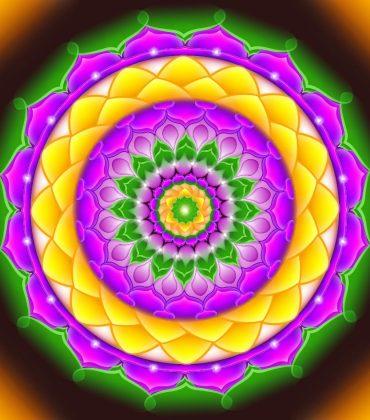 Annalisa Ippolito e il magico mondo dei Mandala