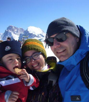 Settimana bianca in famiglia sulle Dolomiti