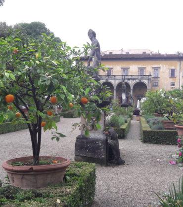 Artigianato e Palazzo Giardino Corsini Firenze
