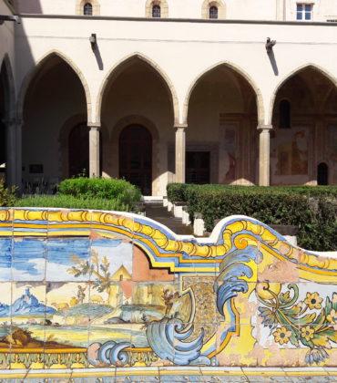 Napoli benvenuti al Sud Santa Chiara e Lungomare