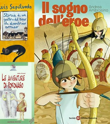 Tre libri per bambini da leggere in estate
