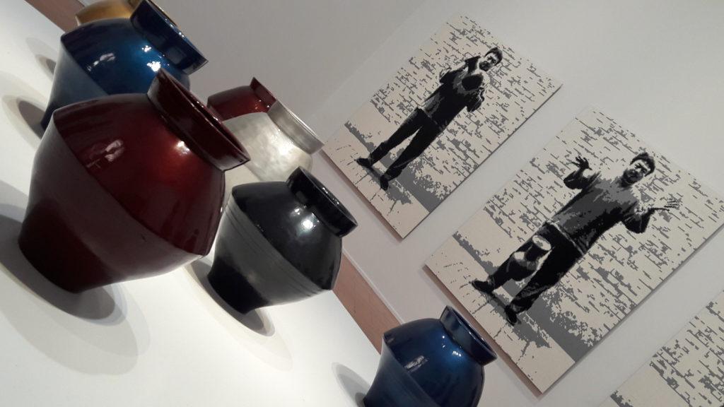 Ai Weiwei Palazzo Strozzi Vasi Lego