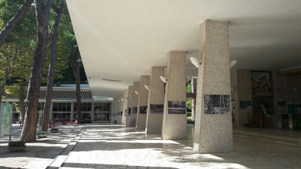 Chianciano Terme ingresso
