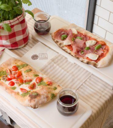 Pizza al volo o seduti in centro a Firenze