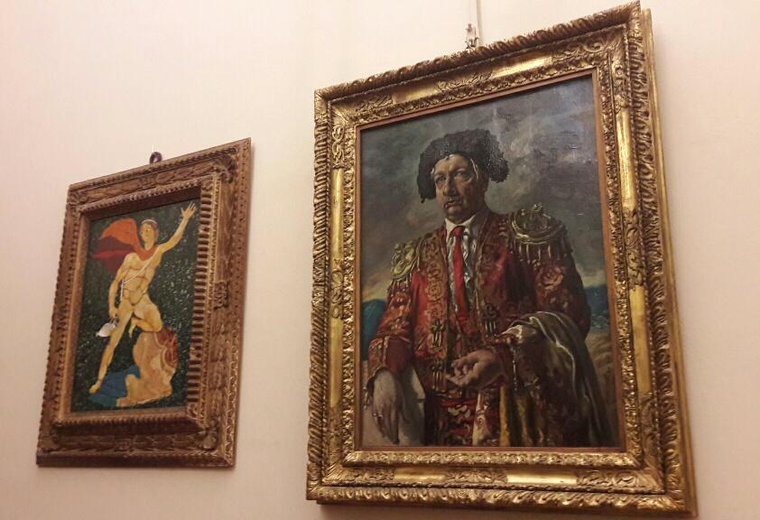 Casa Museo Siviero - De Chirico quadri