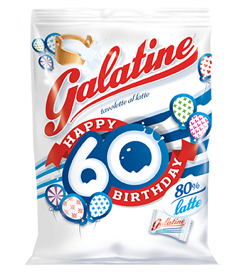 Galatine 60anni limited edition pack