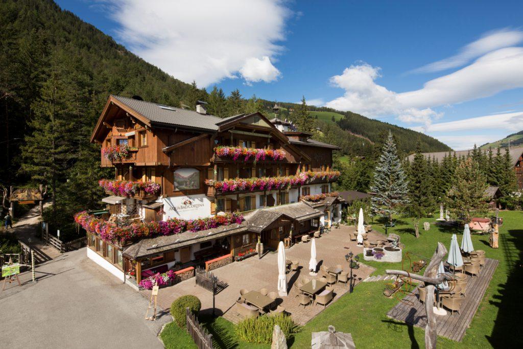 hotel Aqua Bad Cortina a San Vigilio