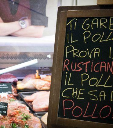 La spesa al Mercato di Sant'Ambrogio a Firenze