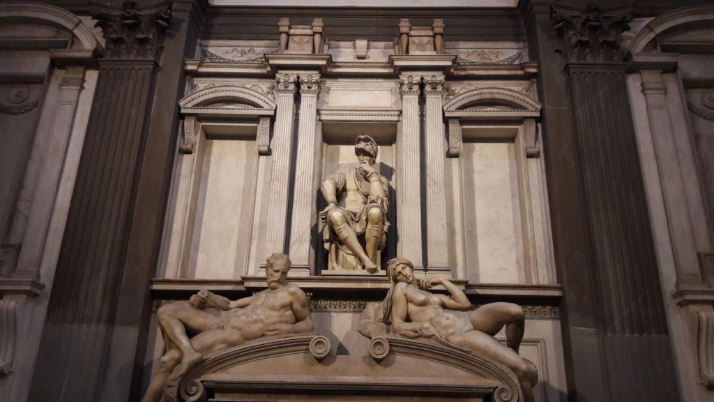 Sagrestia Nuova di San Lorenzo a Firenze