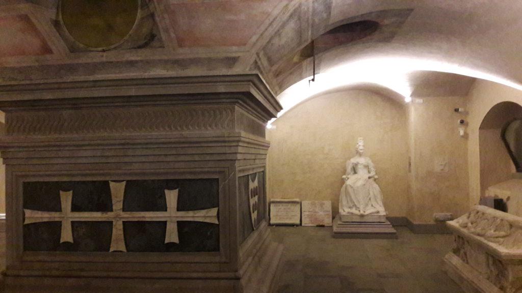 Tomba di Cosimo de' Medici a San Lorenzo Firenze