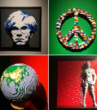 Roma: la magia dei Lego a The Art of the Brick