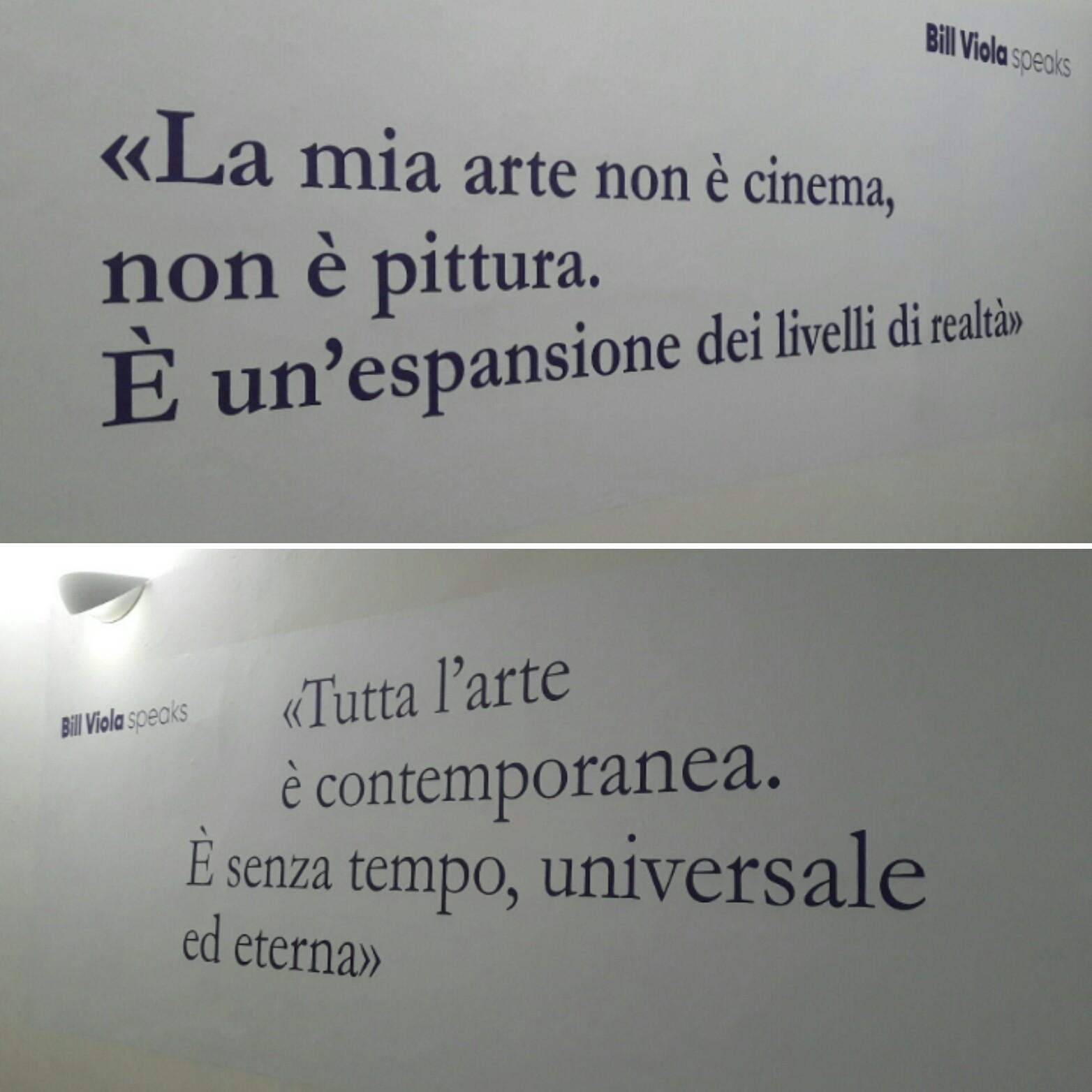 Svuota Appartamenti Gratis Firenze laboratorio e mostra di bill viola a firenze - lifeblogger