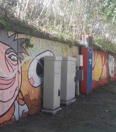 Roma streetart tour al Quadraro