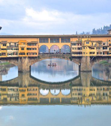 Denya Pandolfi dal Brasile a Firenze con amore