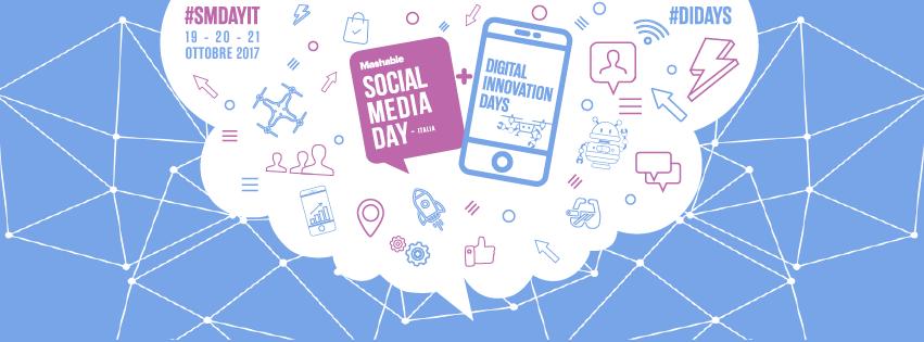 Eleonora Rocca presenta Mashable Social Media Day 2017 - LifeBlogger