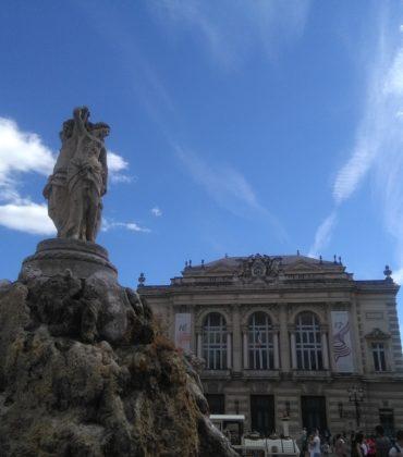 La dinamica Montpellier e il castello di Carcassonne