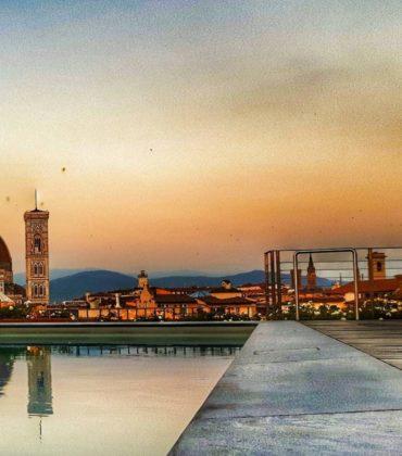 Firenze aperitivo estivo a tutte bollicine