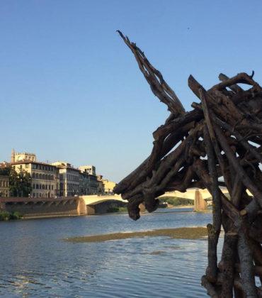 Le sculture di Sedicente Moradi a Firenze