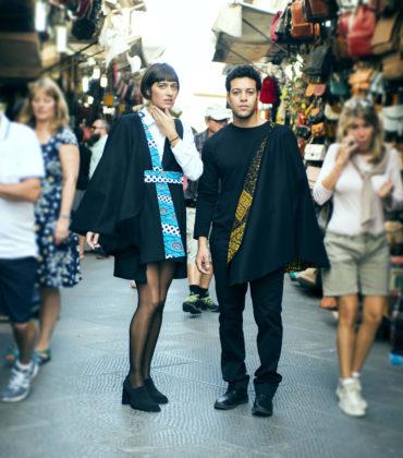 Inaugura Waxmore a Firenze: pattern africani su stoffe italiane