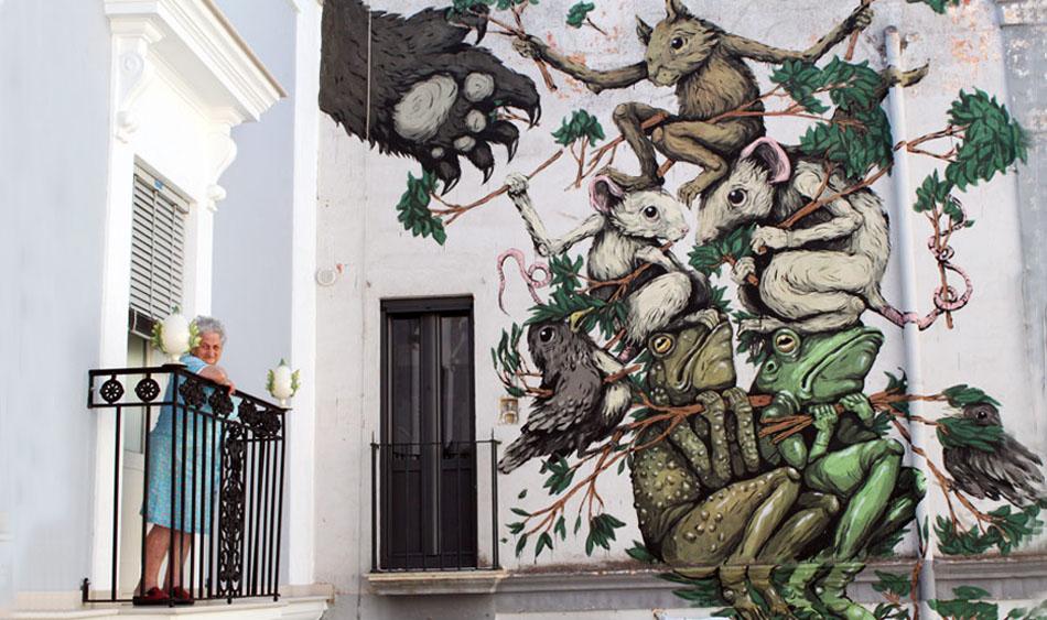 Grottaglie paese di ceramiche e murales lifeblogger