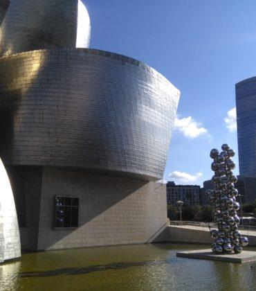Itinerario del viaggio a Bilbao