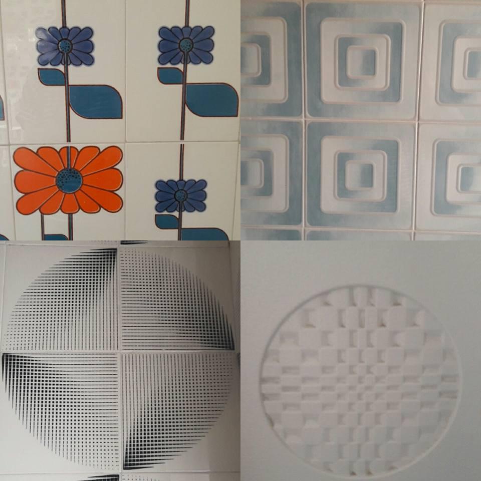 Piastrelle anni 70 idee immagine mobili - Piastrelle anni 70 ...