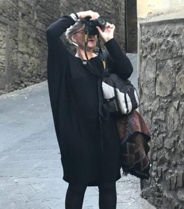 Toscana, fotografia e ricette: questa è Sandra