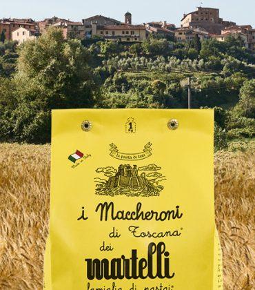 Blogger del Borgo al Pastificio Martelli a Lari