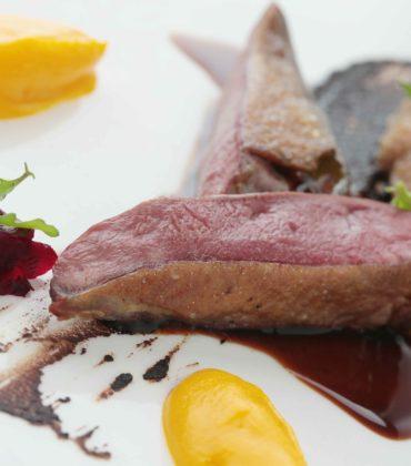 Una ricetta dello chef Saporito per vini Carpineto