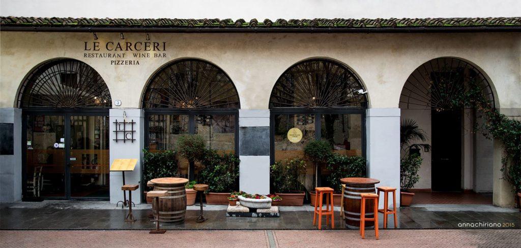 ristorante Le Carceri Murate Firenze