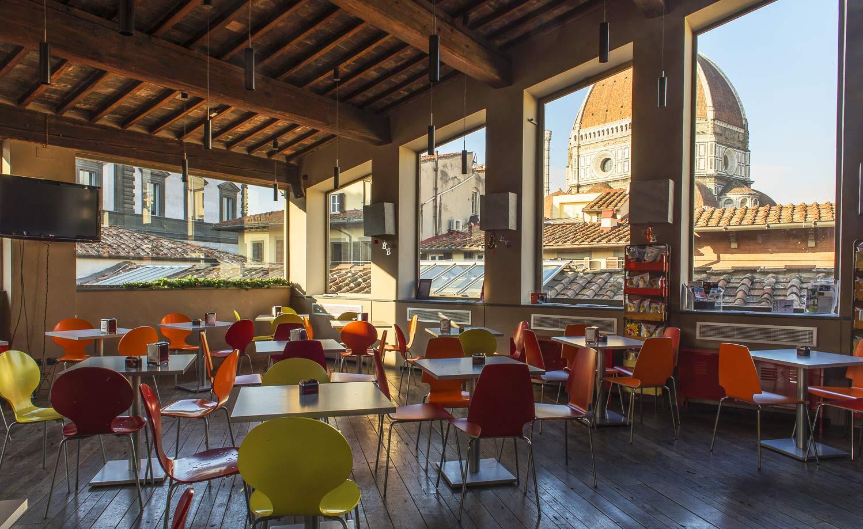 Oblate caffetteria Firenze pranzo