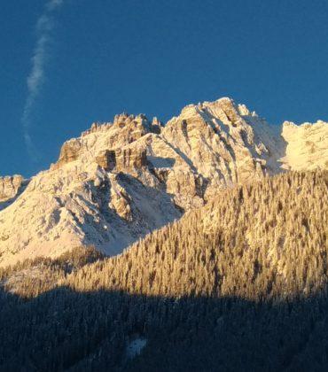 Sciare a Sesto Moso in Alta Val Pusteria