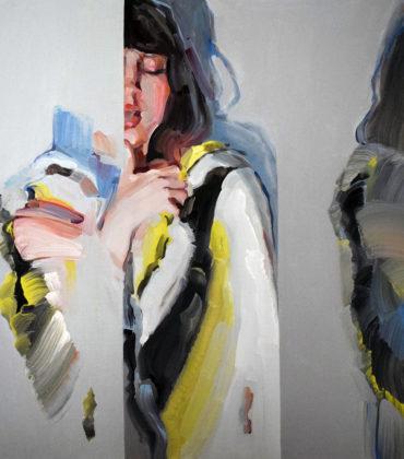 Dagli affreschi a Instagram la ricerca dell'artista Evita Andújar