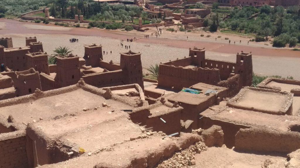 Marocco Ait Benhaddou sito UNESCO