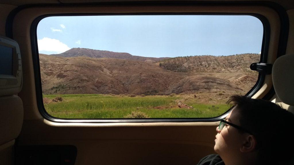 Marocco montagne dell'Atlante