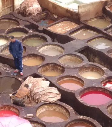 Marocco perdersi nella medina di Fez