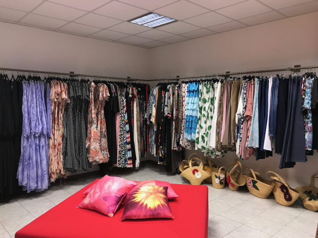 OOF Orsola Franchi Show Room Scandicci