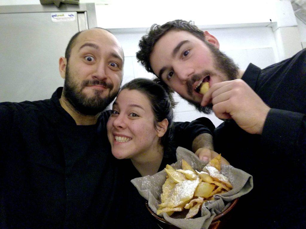 Firenze Osteria de' Cicalini Baggiani e Catani