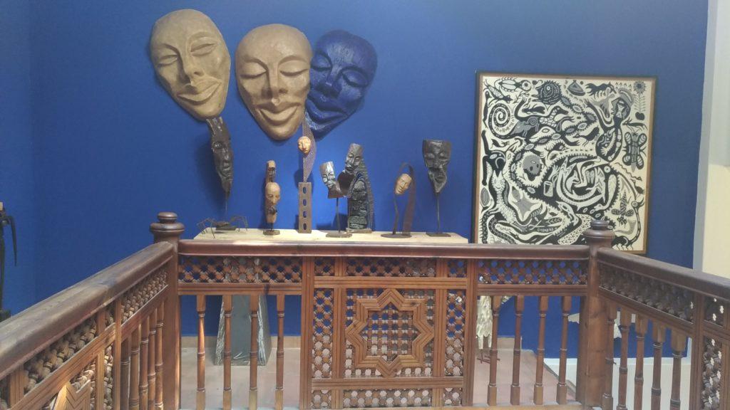 Marocco Tangeri Galerie Conil