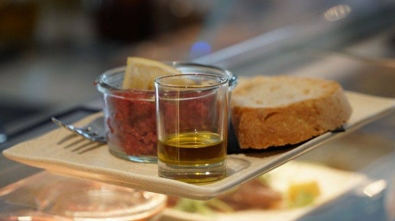 olio d'oliva Pruneti toscana