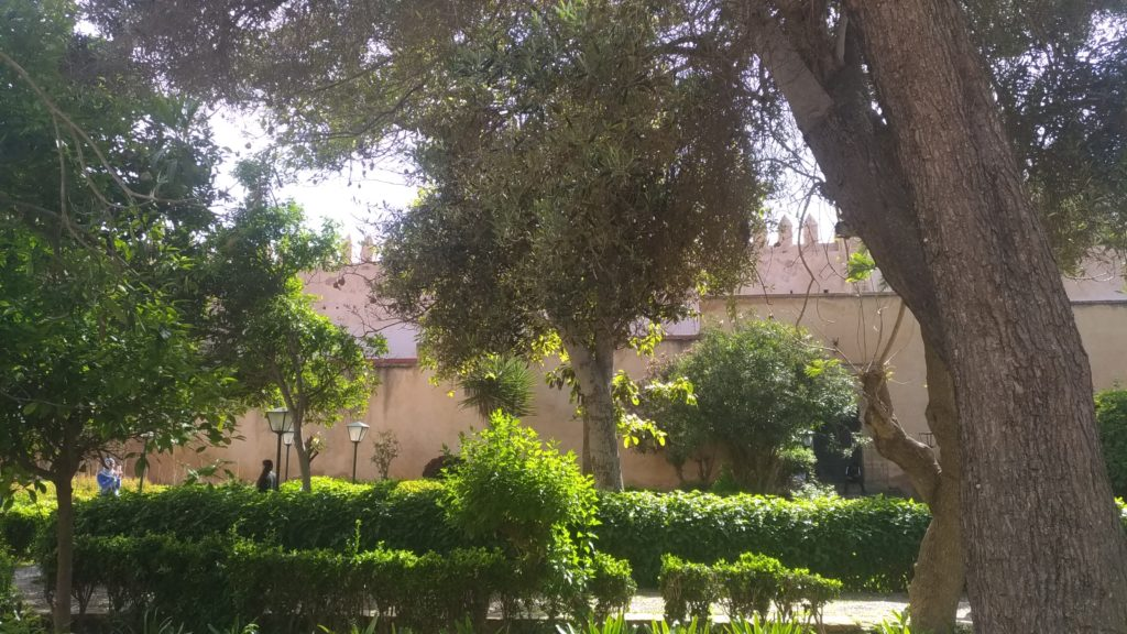 Marocco Rabat Giardino Andaluso