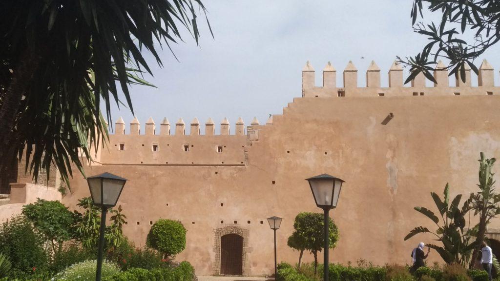 Marocco Rabat Kasbah