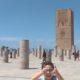 A Rabat, moderna capitale del Marocco