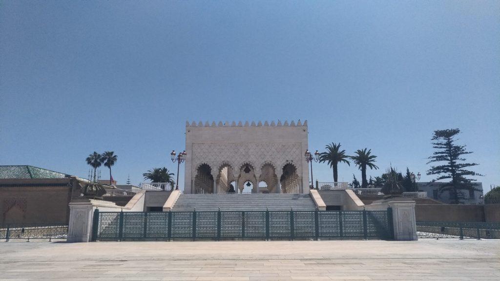 Marocco Rabat Mausoleo Mohammed V