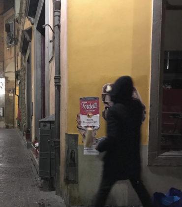 Intervista allo streetartist lucchese Random Guy