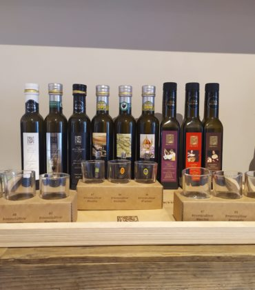 L'olio extravergine d'oliva di Pruneti nel Chianti